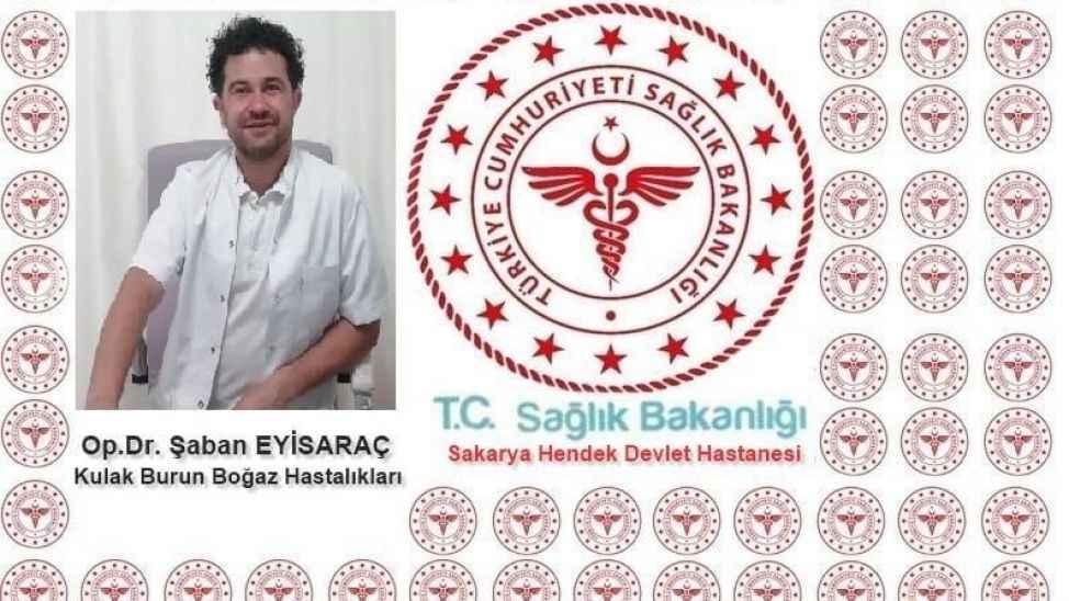 Hendekte görev yapan doktor Eyisaraç'ın babası koronaya yenildi