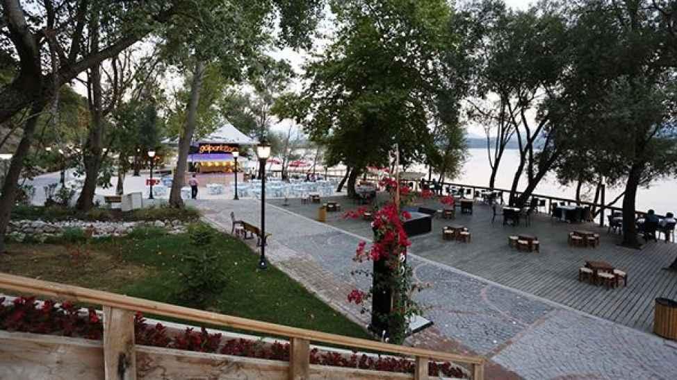 Göl Park 8 bin TL'ye ihaleye çıkıyor