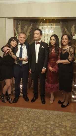 İş adamı Aydın Bahar'ın kızı evleniyor