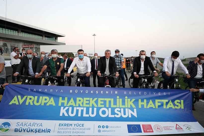 Sakarya dünyanın on üçüncü bisiklet dostu şehri olacak