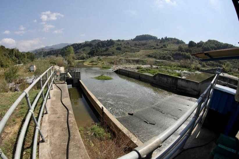İBB Başkanı İmamoğlu Melen Barajı'nda konuştu