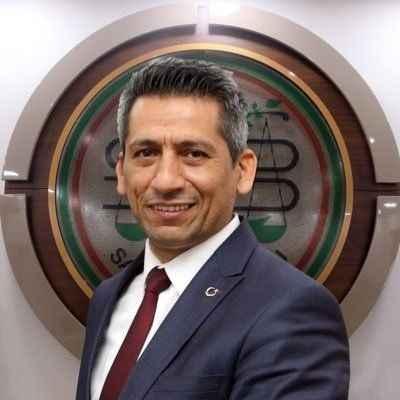 Baro Başkanı Burak yeniden aday olduğunu açıkladı