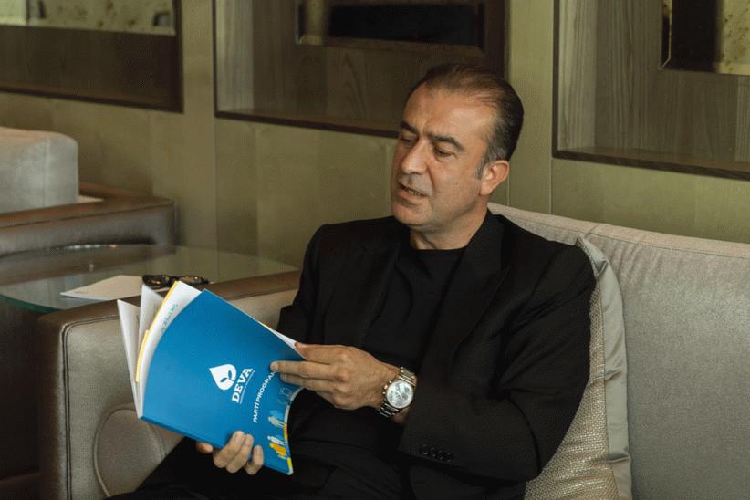 DEVA Partisi'ne internetten başvurarak giren Sakaryalı, İstanbul İl Başkanı oldu