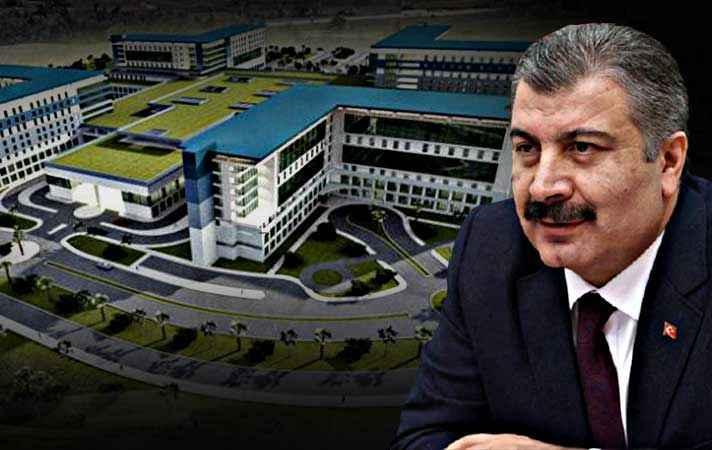 Bakan Koca'dan Sakarya Şehir Hastanesi açıklaması... Rüya gerçek oluyor