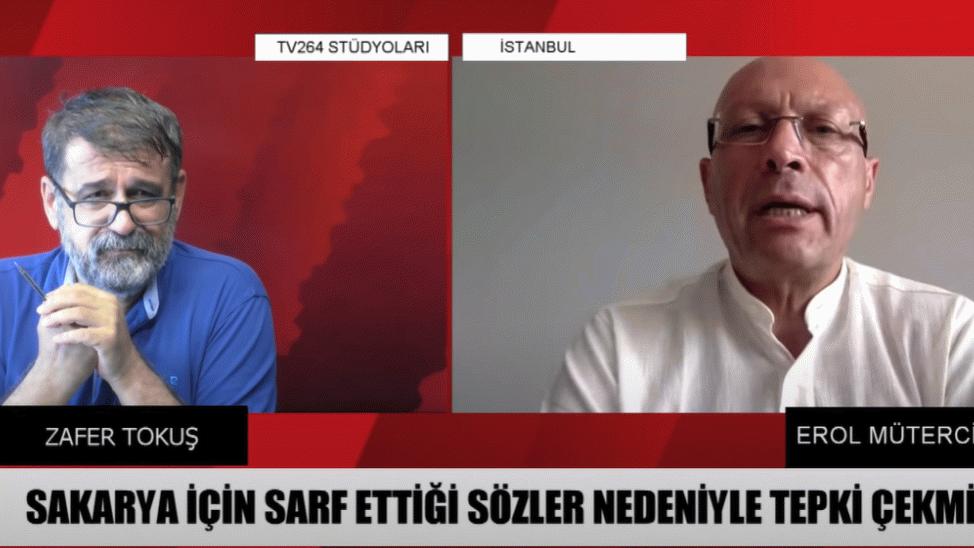 Erol Mütecimler TV264'e bu sözlerle teşekkür etti!