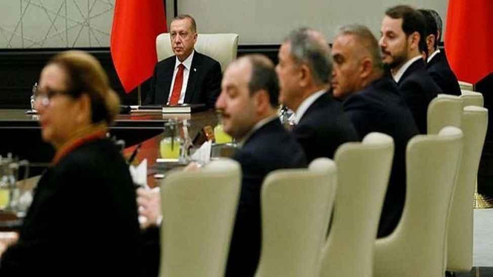 Gözler Kabine toplantısında. Yeni kısıtlamalar gelebilir