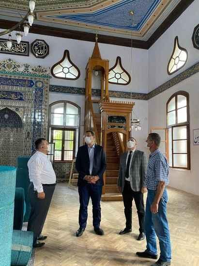 Yavuz'dan Cuma öncesi son inceleme