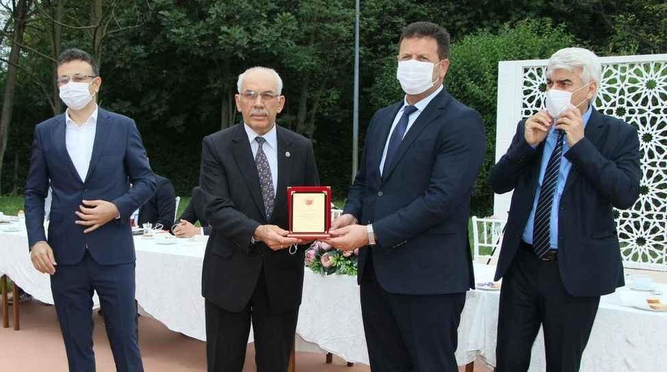 Başkan Soykan muhtarlara önce teşekkür etti sonra dertlerini dinledi