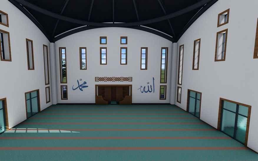 Erbaş, Cuma günü hafızlık okulu uygulama caminin temel atma törenine geliyor