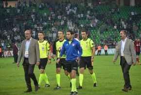 Eyüpspor maçını Gürel Uzuner yönetecek