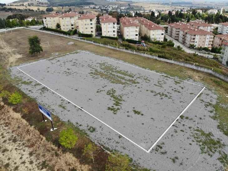 Yenikent'e spor kompleksi müjdesi