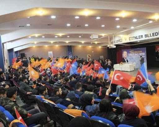 Ak Parti Erenler İlçe Kongresi ertelendi