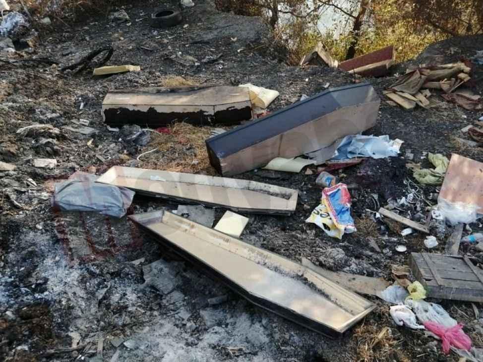 Kuzuluk'ta çıkan çöp yangınlarından vatandaşlar bezdi!