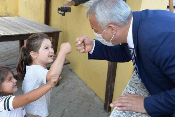 """Başkan Babaoğlu: """"Hizmetlerimizle değişim ve dönüşüm hissediliyor"""""""