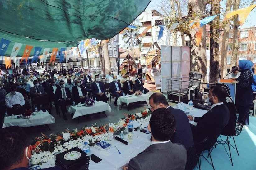 Kocaali Ak Parti'de Ersan Demir güven tazeledi