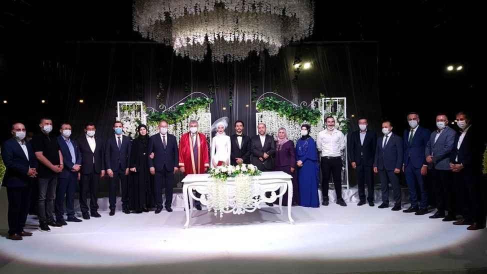 Başkan Erol Aydın'ın Mutlu Günü