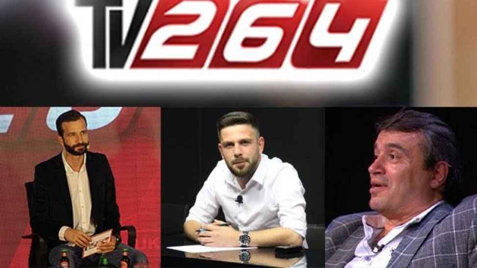 Eyüpspor maçı bu akşam TV264'te konuşulacak!