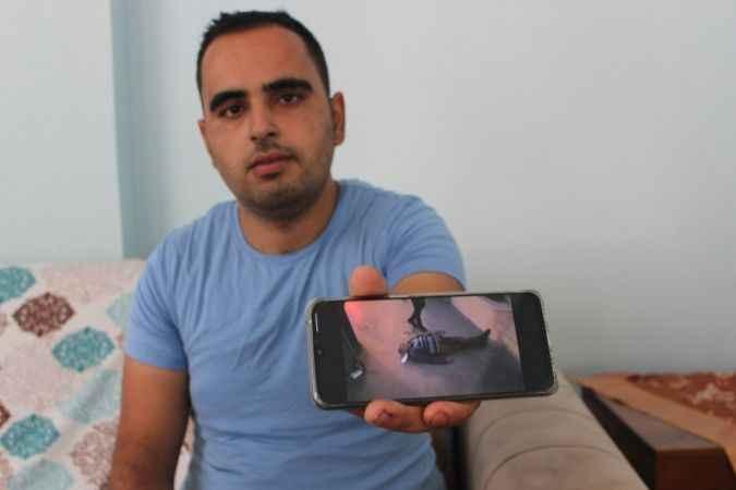 Hastane önünde göz göre göre ölen şehit kardeşinin oğlu acısını böyle anlattı:
