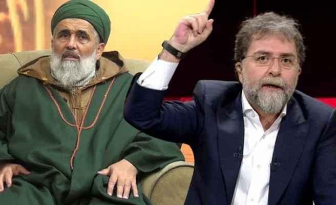 Ahmet Hakan'dan istismarcı şeyhe sert tepki!
