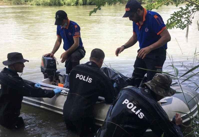 Küçük Muhammed'i bulmak için dalgıç polis çağırıldı