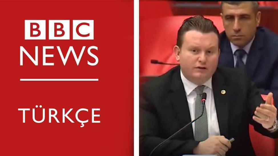 Levent Bülbül'den BBC'ye tepki!