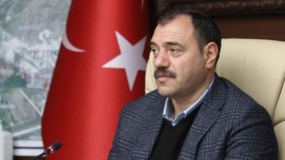 Vali Kaldırım'dan proje müjdesi!