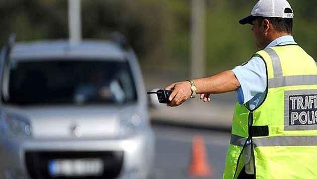 Denetimlere takılan 5 alkollü sürücüye ceza kesildi!