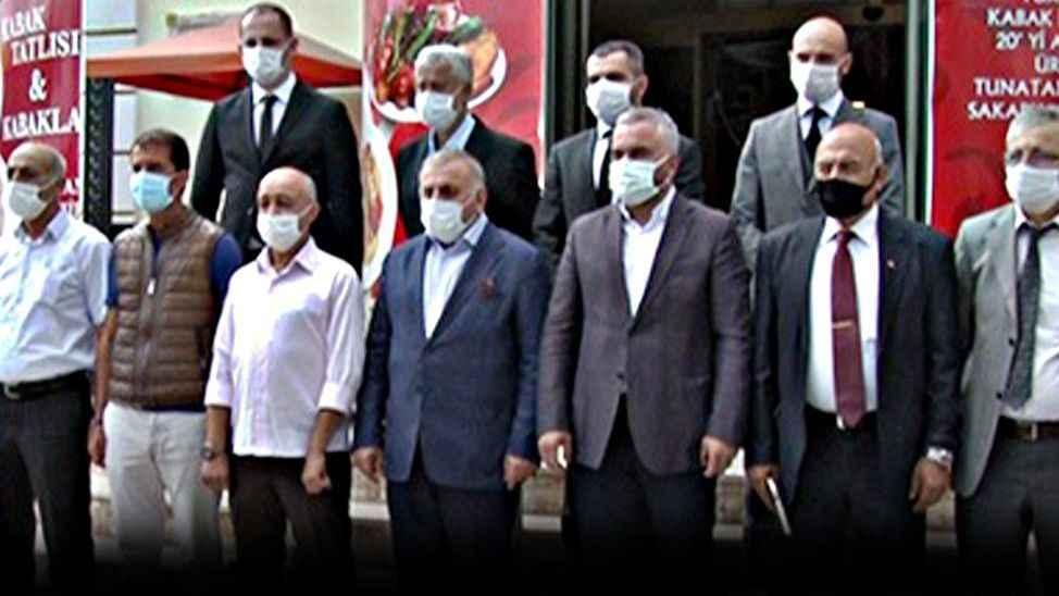 DEVA Partisi Sakarya il yönetim görev dağılımı belli oldu