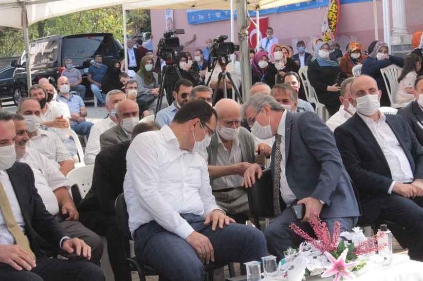 Karapürçek'te yaşayan 90 yaşındaki Demir'den Cumhurbaşkanı Erdoğan'a dua