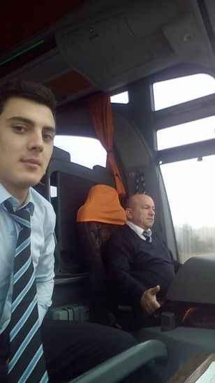Geyveli şoför Edirne'de feci şekilde can verdi!