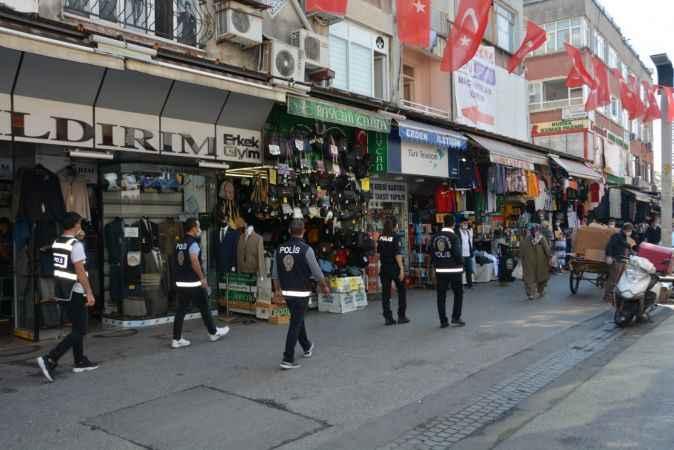 """Doğu Marmara ve Batı Karadeniz'de """"Kovid-19 tedbirleri"""" denetimi"""