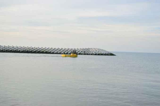 16 yıldır yapılması beklenen mendireğin 425 metresi tamamlandı