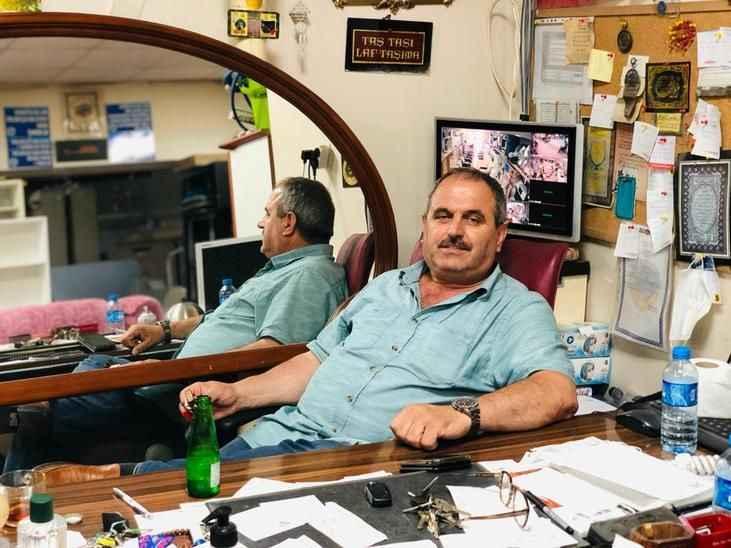 İkinci el alım satım işi yapan Çalık, hayatını kaybetti