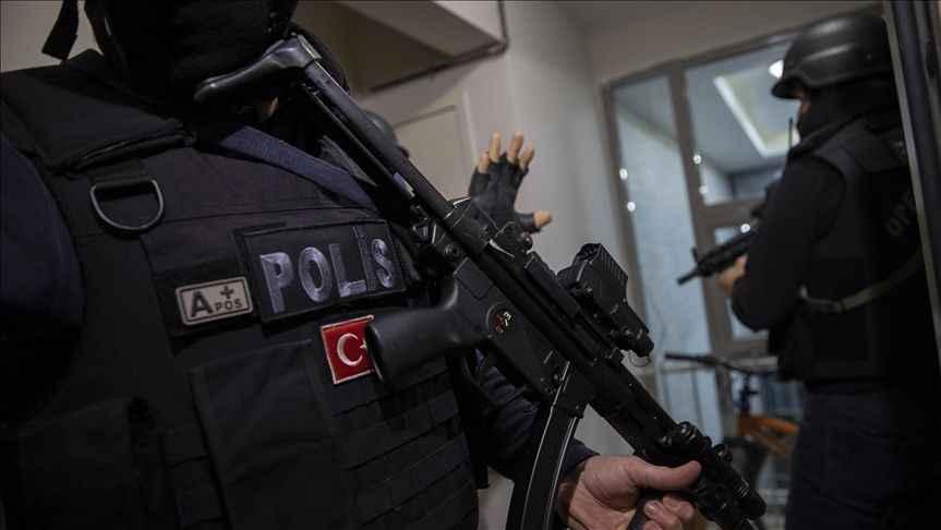 Sakarya'da DEAŞ operasyonunda yakalanan 5 şüpheli adli kontrolle serbest bırakıldı