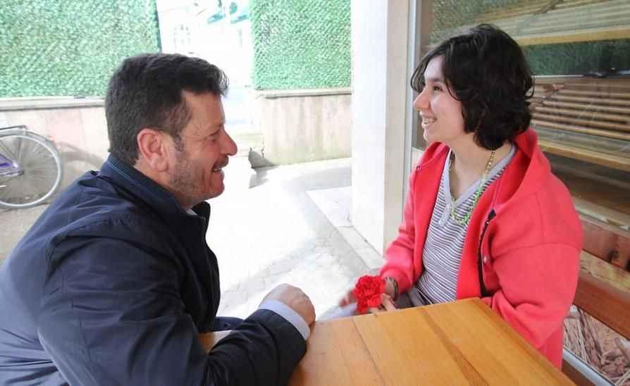 Başkan Soykan ilçedeki engellileri ziyaret etti