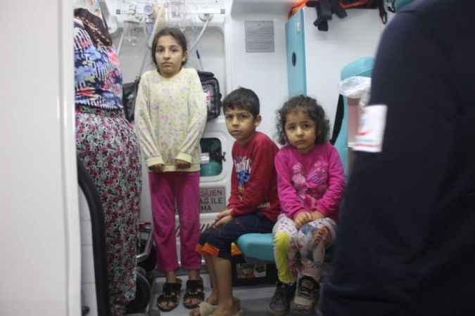 Kombi bomba gibi patladı... 7 kişilik aile kendilerini dışarıya zorlukla attı