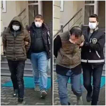 Sakarya'da suçüstü yakalanan 2 hırsızlık şüphelisi tutuklandı
