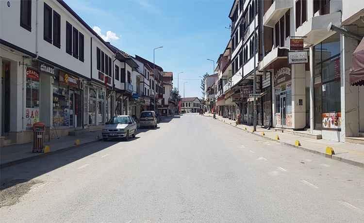 Sakin şehir Taraklı'da sakin hafta sonu