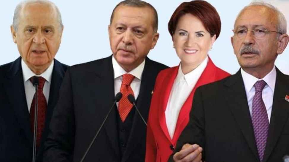 Son seçim anketi şok yaşattı. İki lider sandığa gömüldü!
