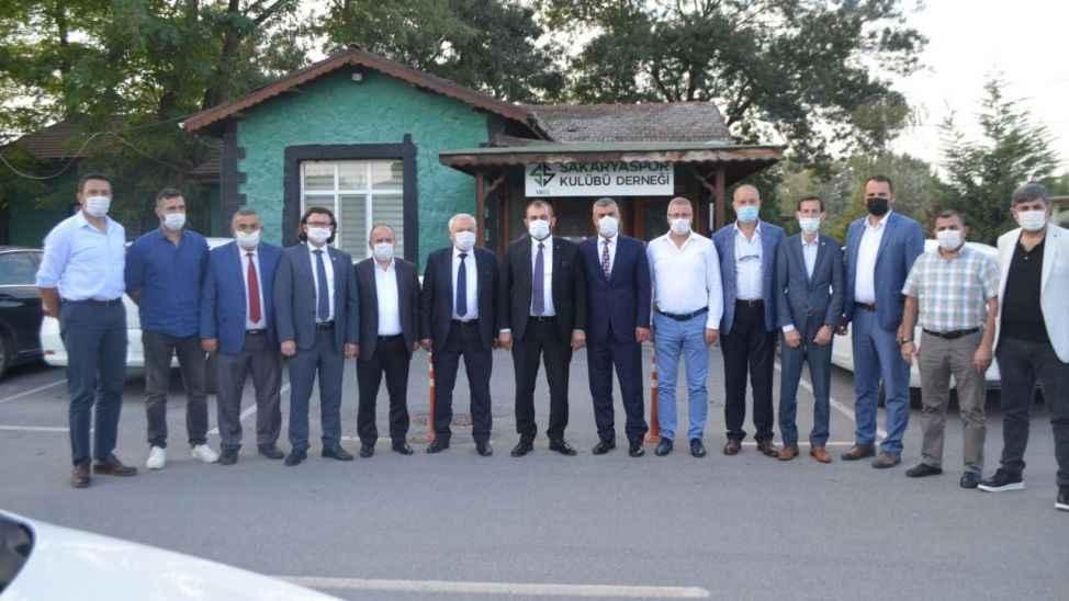 Sakaryaspor yeni başkanını seçiyor! Kritik gün Salı...