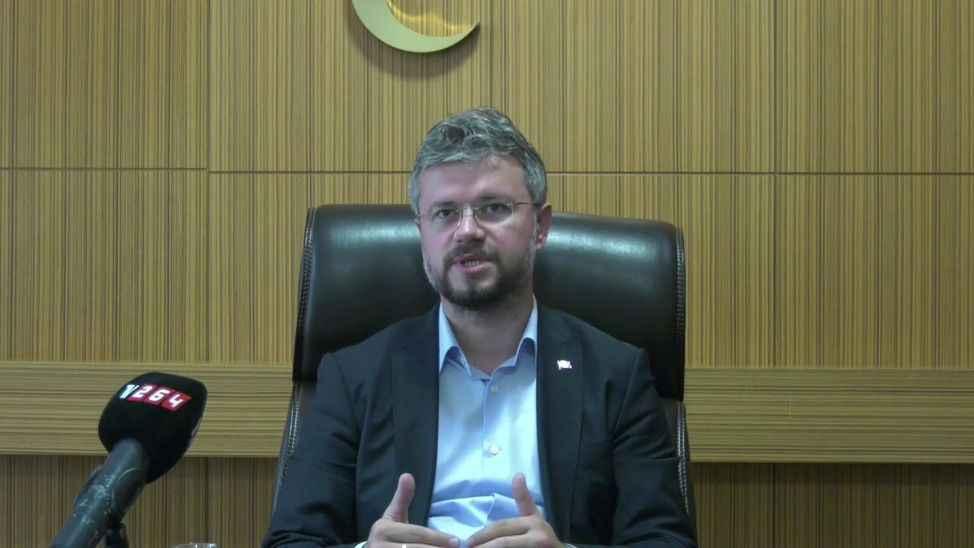 MHP'li Akar 112 ekibine yapılan çirkin saldırıyı kınadı