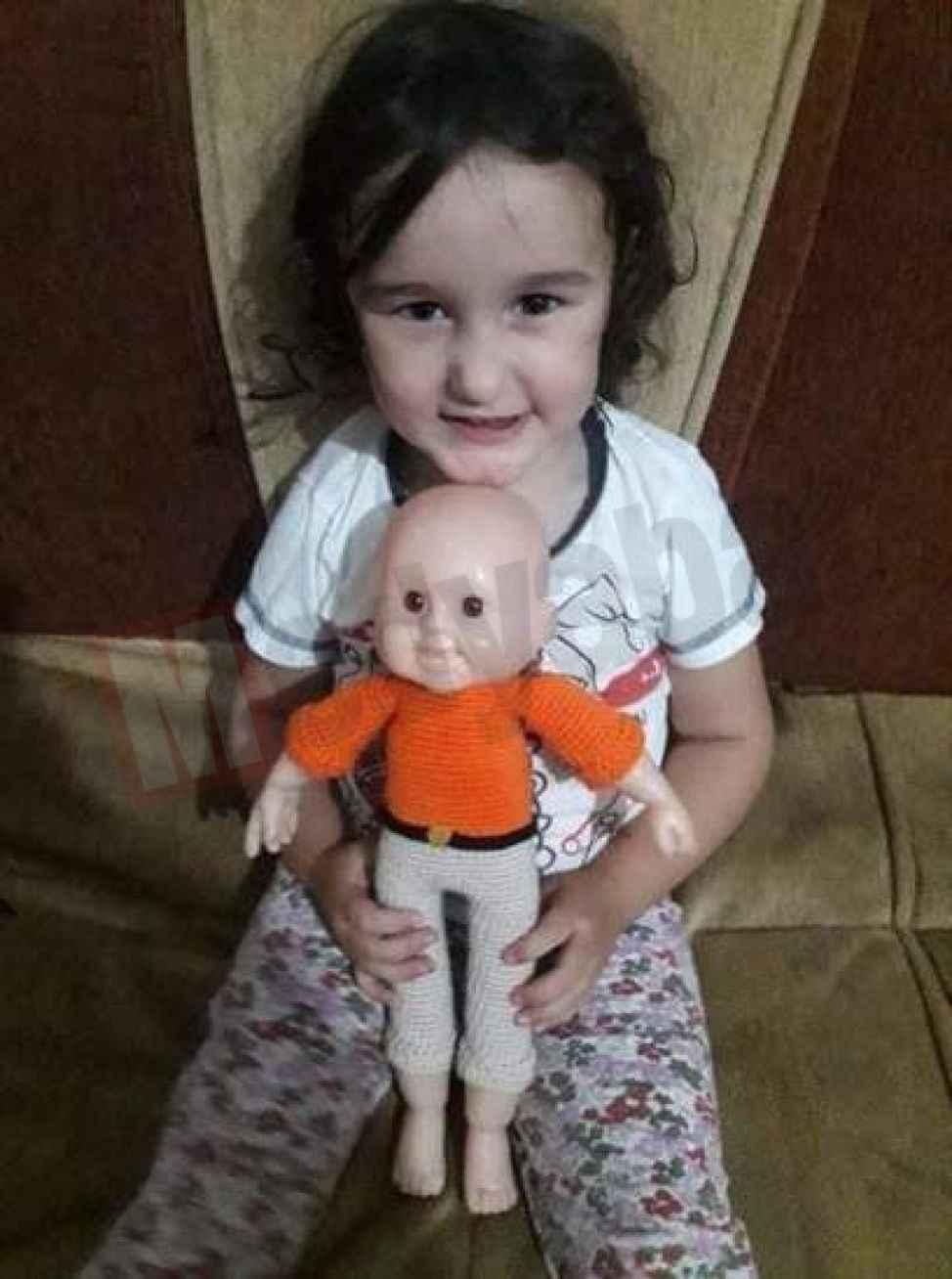 Yürekleri parçalayan ölüm haberi! 4 yaşındaki Azra…
