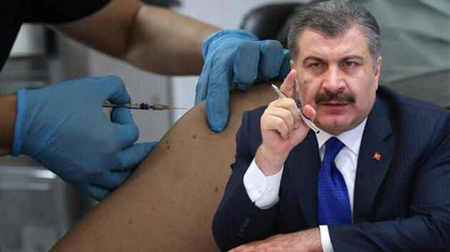 Bakan Koca açıkladı! Türkiye'de yapılacak Çin aşısının iki yan etkisi olacak