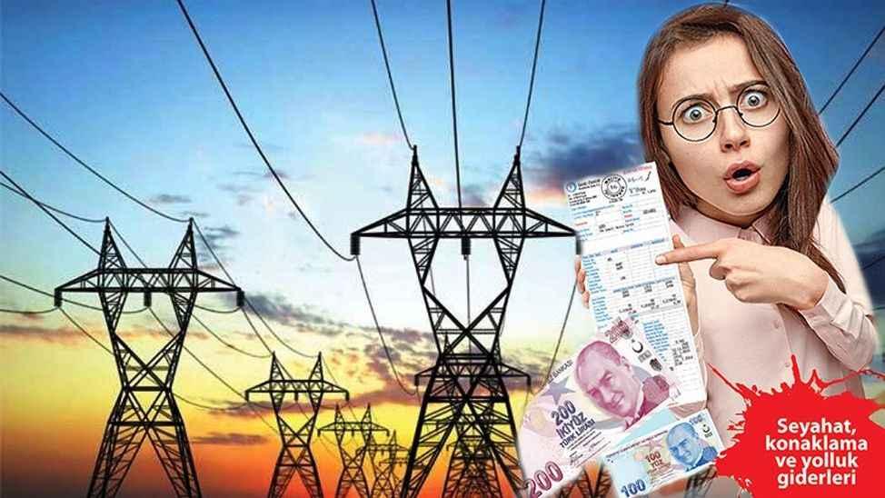 Elektrik faturaları daha da şişecek! Resmi Gazete'de yayımlandı