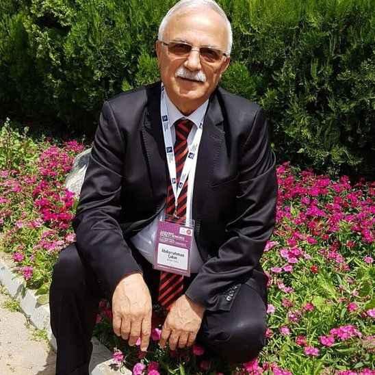 Eski Tarım Müdürü Abdurrahman Çakar Covid-19'dan hayatını kaybetti