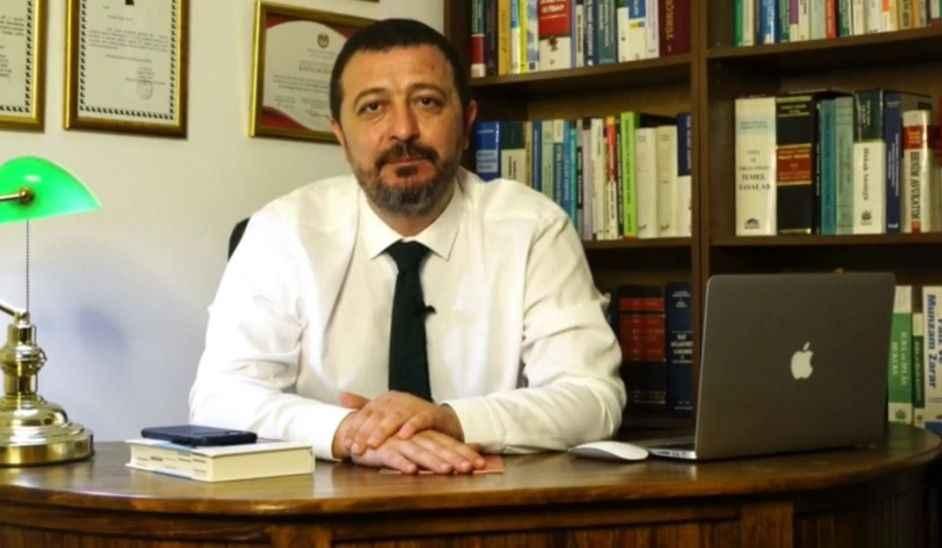 Avukat Özgür Akın koronavirüse yakalandı