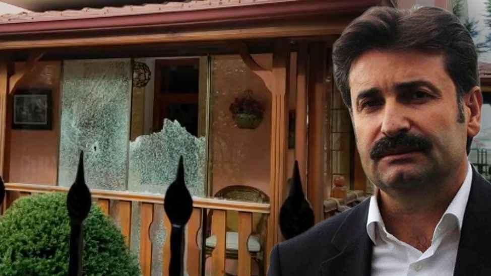 Ayhan Sefer Üstün'den 'silahlı saldırı' açıklaması