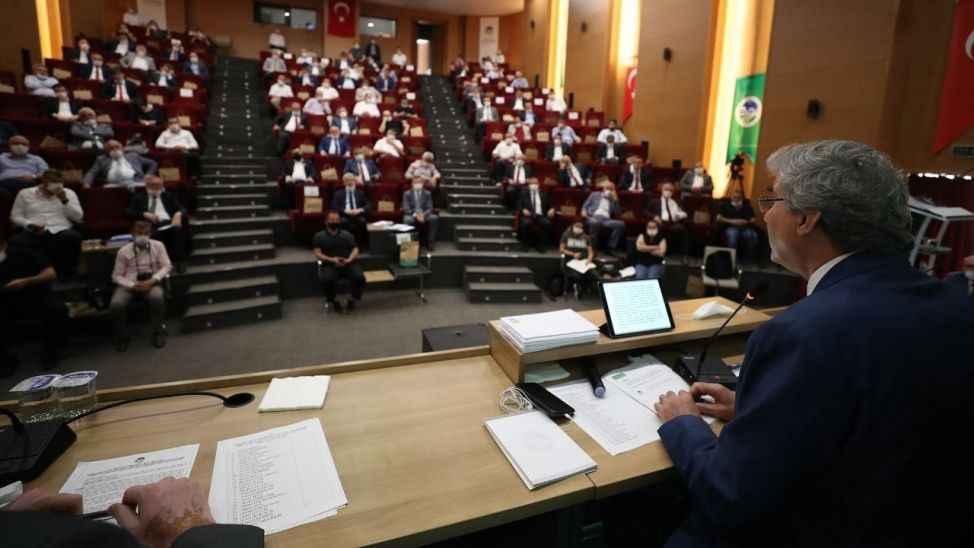 Büyükşehir Belediye meclisi toplanıyor işte gündem