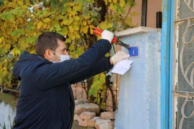 Serdivan'da sokak ve kapı numaraları yenileniyor