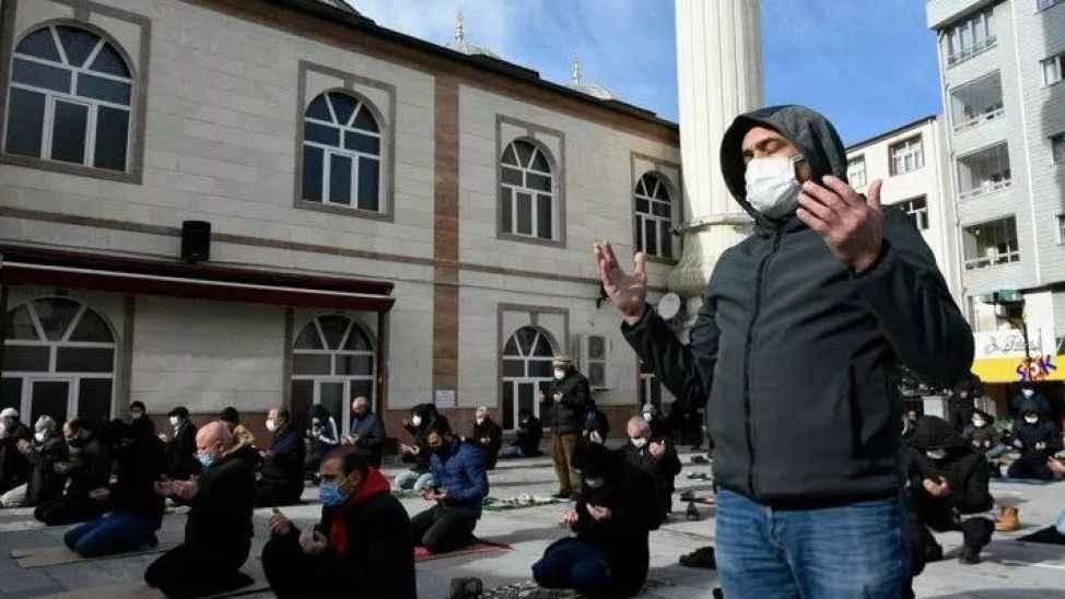 Doğu Marmara ve Batı Karadeniz'de cuma namazında yağmur duası